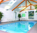 VIP Luxury 5* cottage nr Falmouth, sleeps 6, indoor pool, Hot Tub, Tennis court - Falmouth