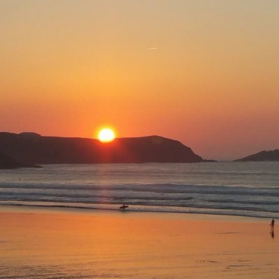 Newquay Sunset