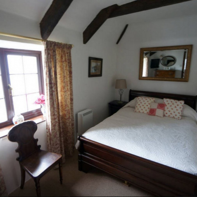 Master Bedroom 1st Floor Barn Owl Cottage