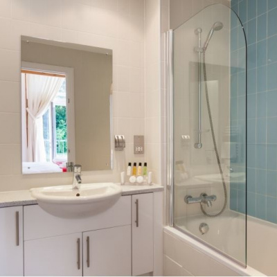 Haven bath and shower room