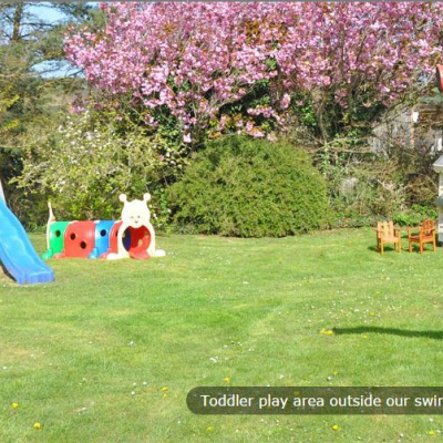 Area for toddlers