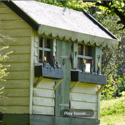 Children's play house