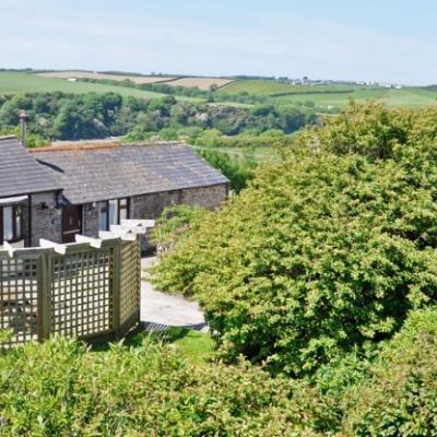 Cottage setting