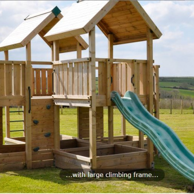 Good play equipment