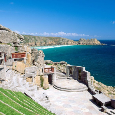 Beautiful minack theatre