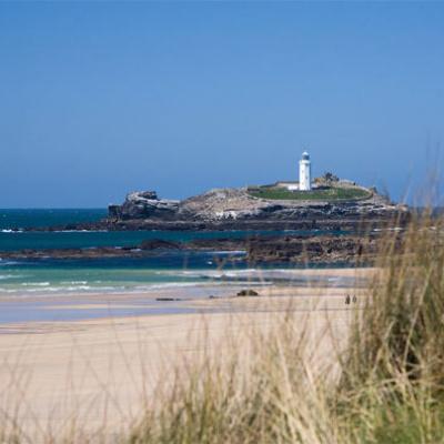 Godrevy beach - 5 min drive