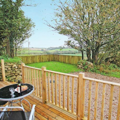 Private Decking & Garden