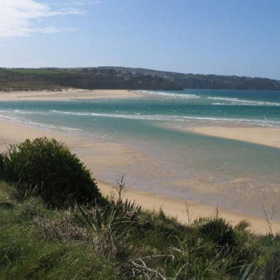 Hayle beach - Less than 5 minutes away