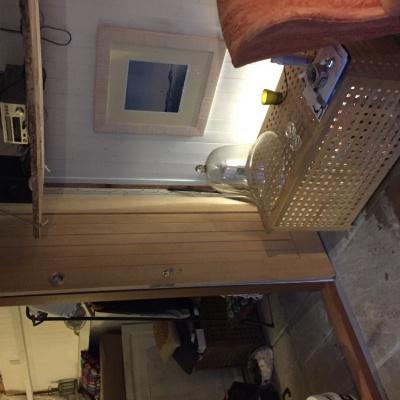 sitting room/ woodburner