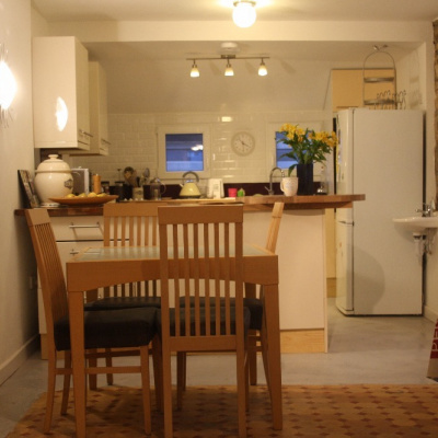 Kitchen Dining facilities
