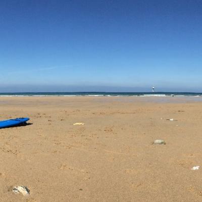 Watergate Bay beach