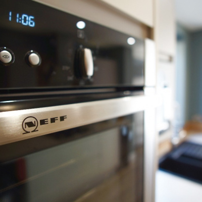 High End integrated appliances
