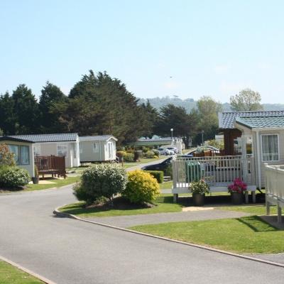 Lodge setting