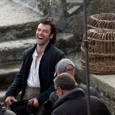 Last series Poldark himself in Charlestown
