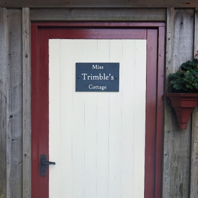 Miss Trimble's