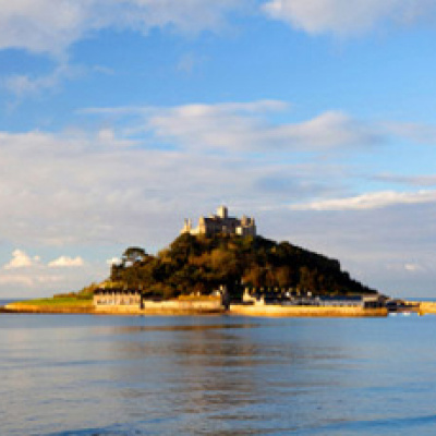 15 Minutes to St Michaels Mount