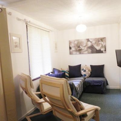 Lounge area - ground floor