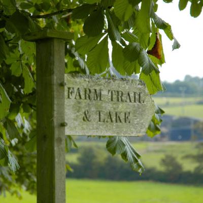 Farm Trail to explore