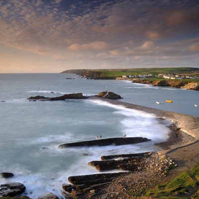 Stunning North Cornwall coastline