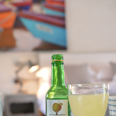 Helford creek apple juice