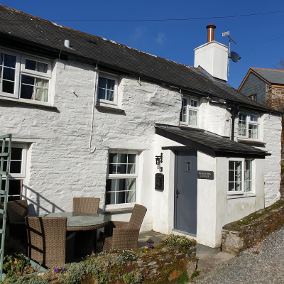 Traditional Cornish Cottage