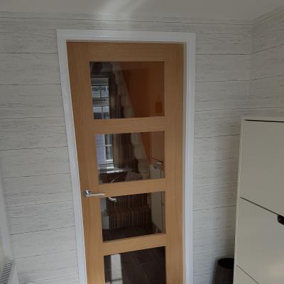Internal Porch Door