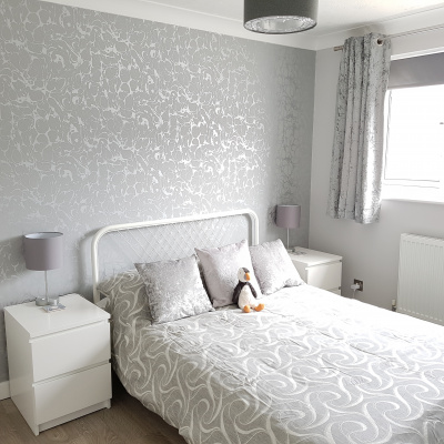 Bed 2 - Silver Sea