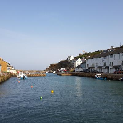 Portreath Harbour