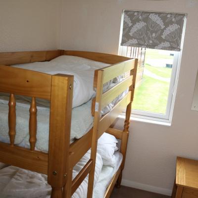 Bedroom 3 - Child's bunk beds