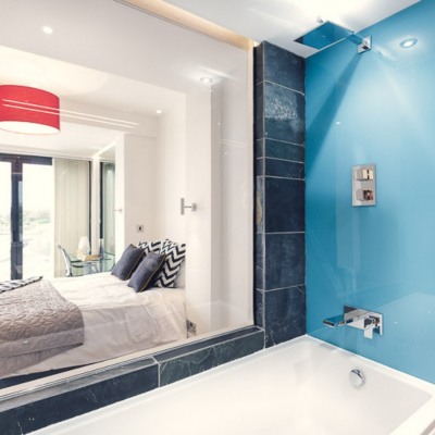 Double room bath