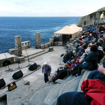 Minack Theatre, Porthcurno