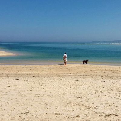 Beach at Hayle