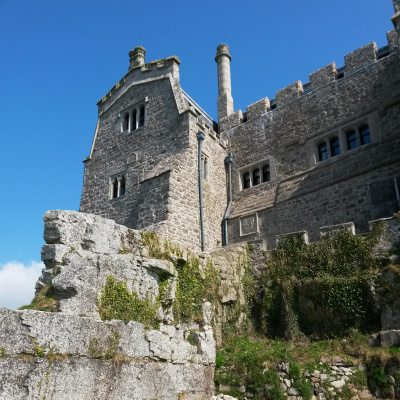 Castle at St Michael's Mount