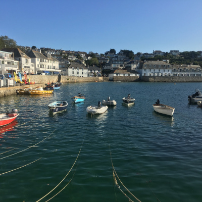 St Mawes nearby