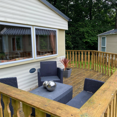 Decking and seating