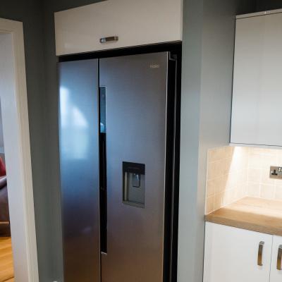 Big fridge!