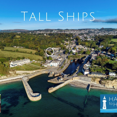 Tall Ships is moments from the harbour