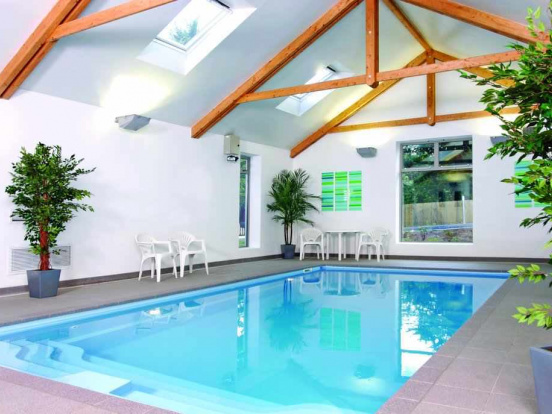VIP Luxury 5* Cottage Nr Falmouth, Sleeps 6, Indoor Pool, Hot Tub