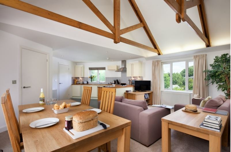 Marvelous The Stables 3 Bedroom Non Pet Holiday Cottage In Falmouth Home Interior And Landscaping Ponolsignezvosmurscom